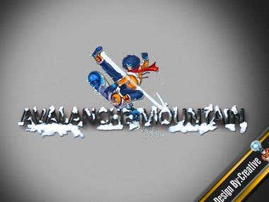 Avalanche Mountain Logo