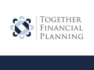 Together Financial Planning Logo Design