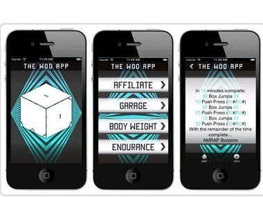 The WOD App