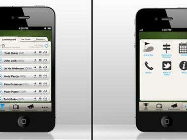 Iphone App for NZ OPEN