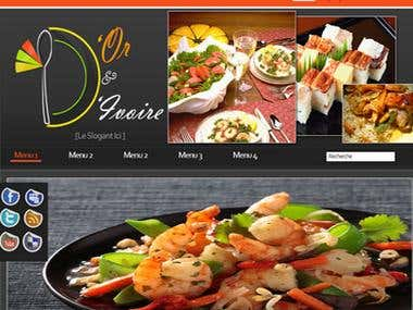 website of cookery