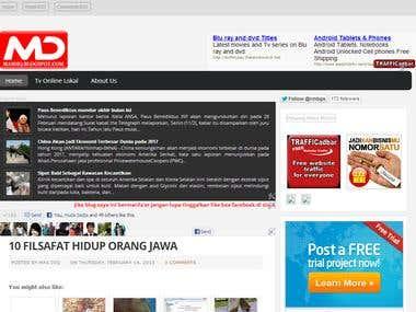 MasDiq Blogspot