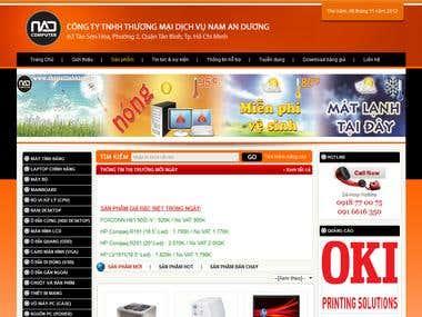 Nam An D??ng Co, Ltd