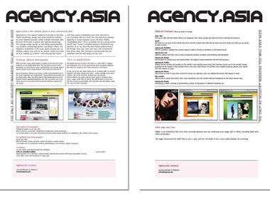 Agency.Asia Media Kit