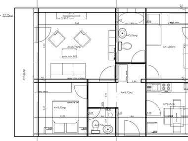 Groud floor plans