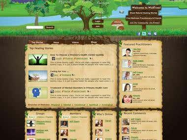 Online Health Portal