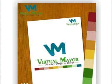 Virtual Mayor (99Designs Winner)