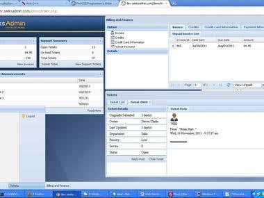 Web base Desktop