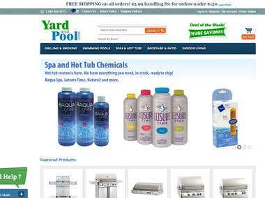 Yardandpool.com