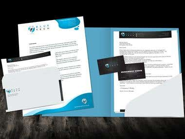 Corporate Idenitity Design Package