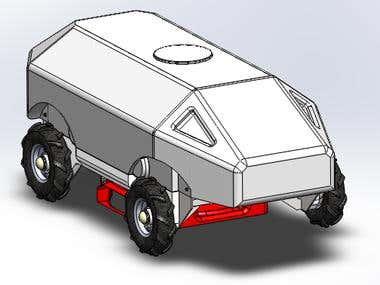 Modular robotic platform