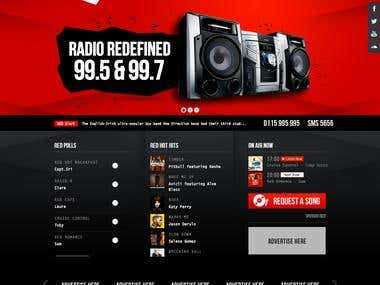 FM web site