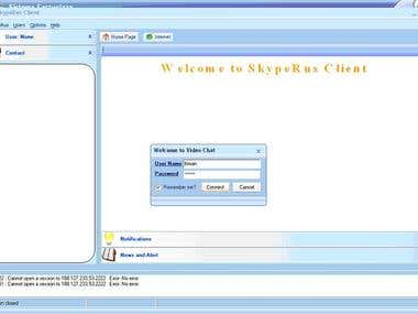 Skype Rus Video/Chat