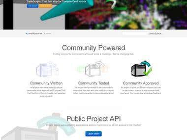 TurtleScripts.com - An active ComputerCraft community