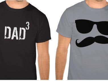 Previous shirt designs