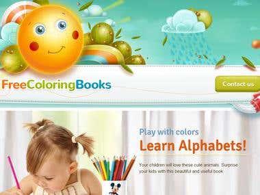 FreeColoringBooks