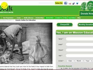 www.smilefoundationindia.com