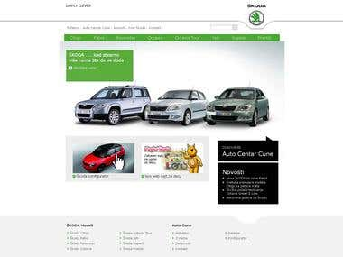 Skoda Auto - Local Dealer