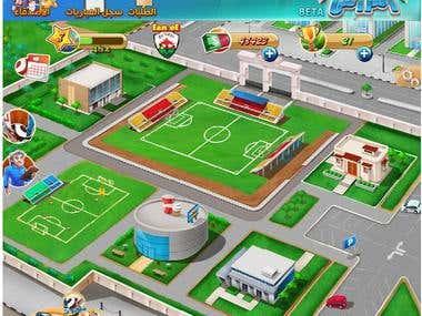 Facebook game (Ultras)