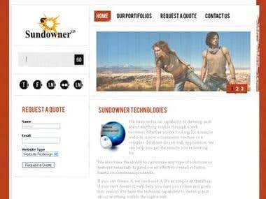 Sundowner technologies