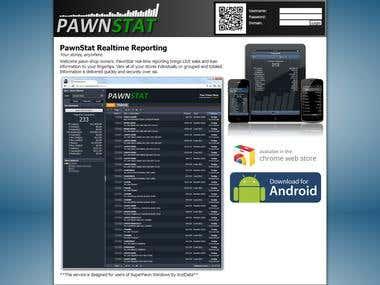 PawnStat Web