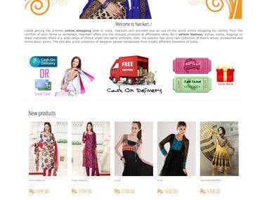 Yaarikart eCommerce Portal