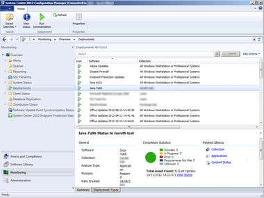System Center Configuration Manager 2012