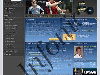 Web Templates Samples