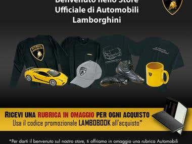 Lamborghini - Benvenuto nello Store