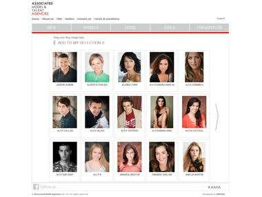 Associated Model Agencies