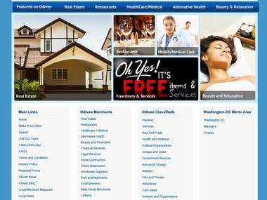 Online Classified web site