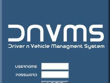 DNVMS - Driver n Vehicle Management System