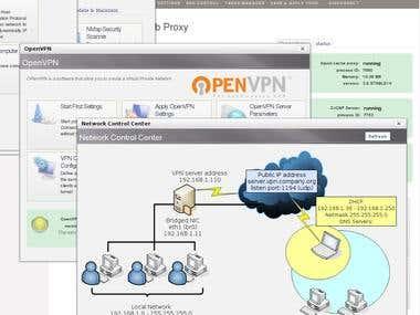 Configure OpenVPN for Game Server