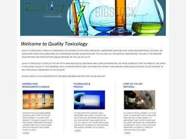 Quality Toxicology