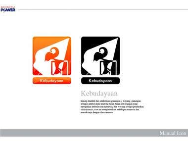 Pictograms for Indonesia Power