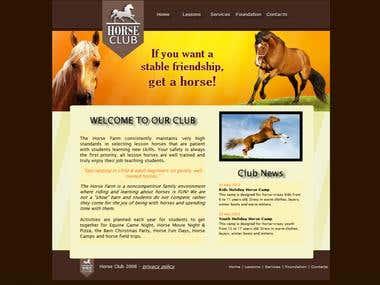 horse site