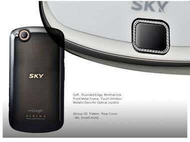 Smart Phone Design, 2011