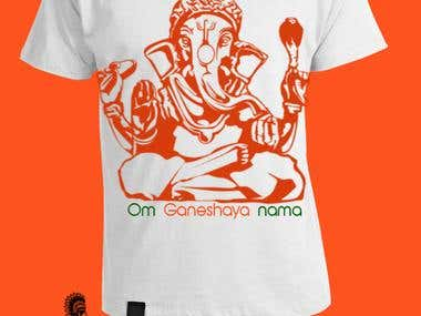 Tshirt Design for Ebonyte