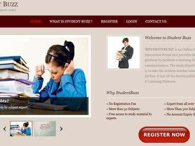 Student Buzz - E Doubt Clearance Portal