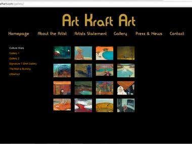 Artkraftart Gallery