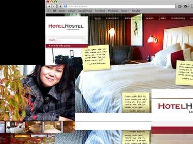 Hotel site