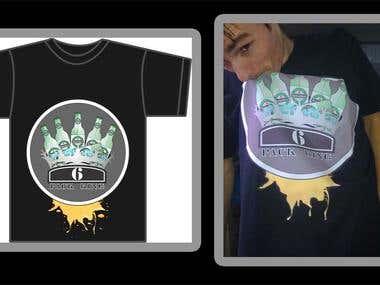 T-Shirt Heiniken
