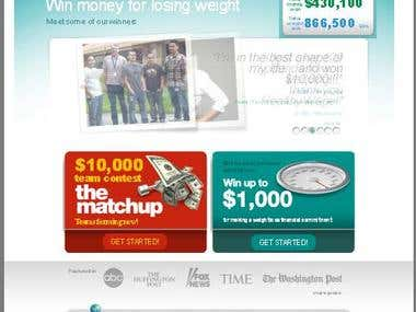 Win money for losing weight