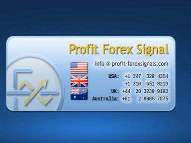 Profit forex signal - Video Editing