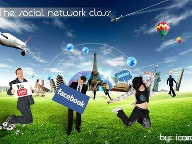 The Social Network Class