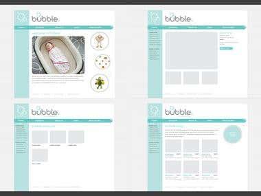 4 PDF to HTML/CSS