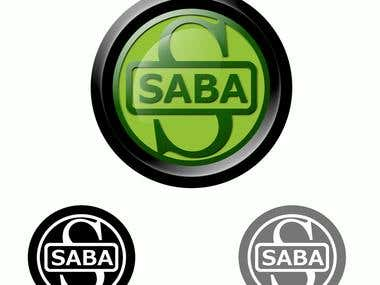 Logo Design for SABA