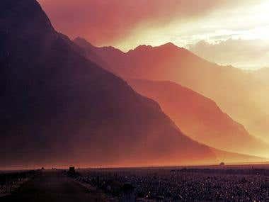 ladakh photoshoot
