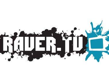 My enter for Raver.TV