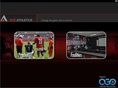 ACS360 iPad